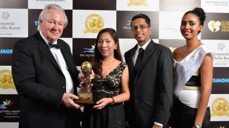 OV Holidays won two awards in the World Travel Awards