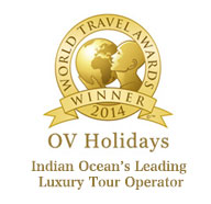 Indian Ocean's leading luxury tour operator - OV Holidays