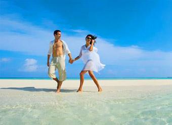 Honeymoon offers at Maldives resorts