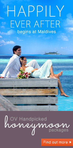 OV Handpicked Maldives Honeymoon Pacakges