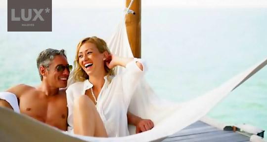 Honeymoon at Lux* Maldives