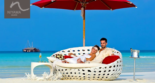 Honeymoon at Niyama Maldives