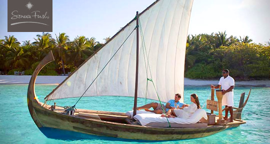 Honeymoon at Soneva Fushi Maldives