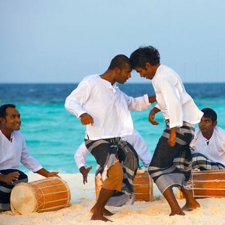 Maldives Dancing