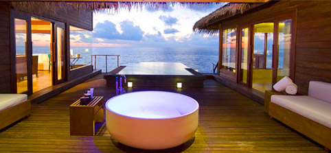 Maldives Water Villas - Ocean Revive at Jumeirah Dhevanafushi