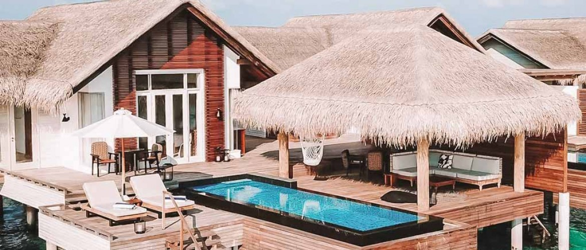 4 Night Discounted Package at Fairmount Siru Fen Fushi