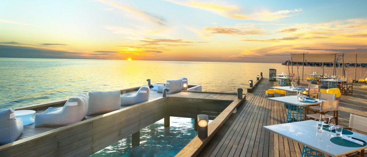 15% Discount and Free Upgrade  to Wow Ocean Haven at W Maldives