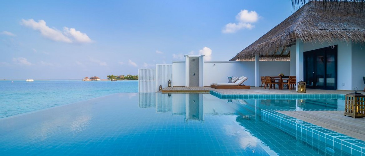 10% Discount Split Stay at Finolhu Maldives