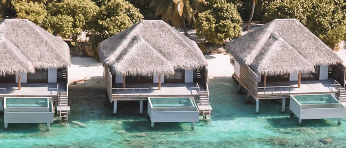 45% Discount and Children Stay Free Policy at Dusith Thani Maldives