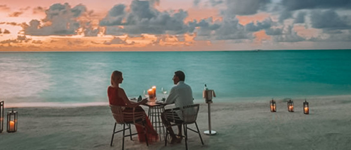 Enjoy a 25% off  on your Honeymoon only at Sheraton Maldives