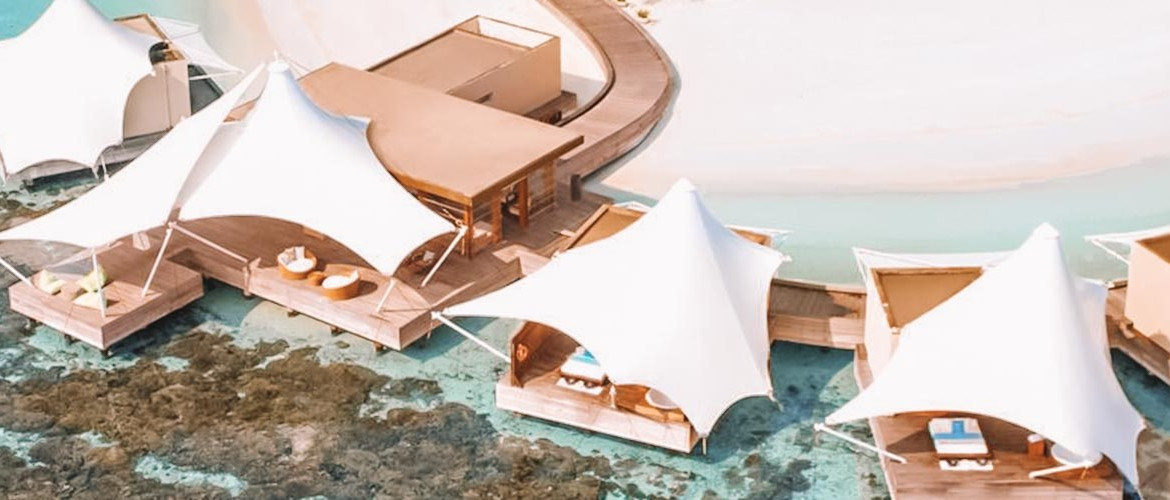 Book 4  Nights and Get Free Half Board for 2 at W Maldives