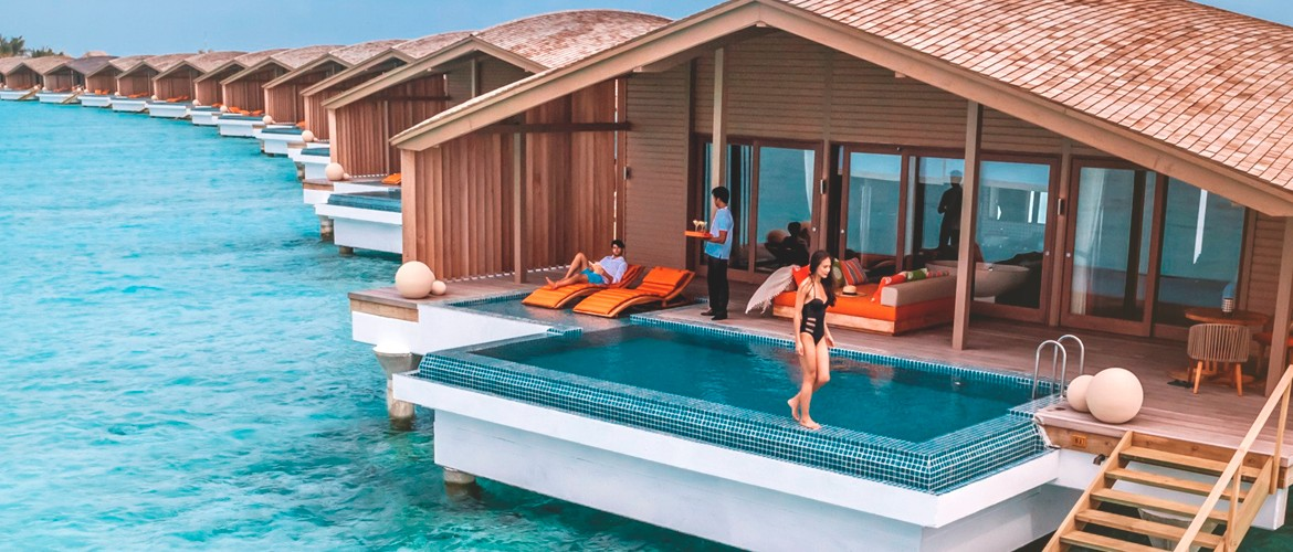 All Inclusive with Seaplane Transfers Included - Kanuhura Maldives