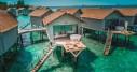 Deluxe Spa Water Villa