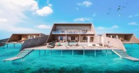 John Jacob Astor Estate (Three-Bedroom Overwater Suite with Pool) - St. Regis Maldives Vommuli Resort