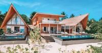 Caroline Astor Estate (Three-Bedroom Beach Suite with Pool) - St. Regis Maldives Vommuli Resort