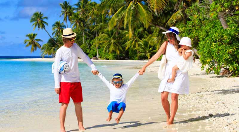 25% Discount on your All Inclusive Family Holiday