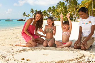 25% Exclusive Family holiday discount