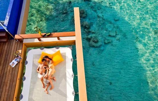 All Inclusive Packages starting - AUD 850 Per Night
