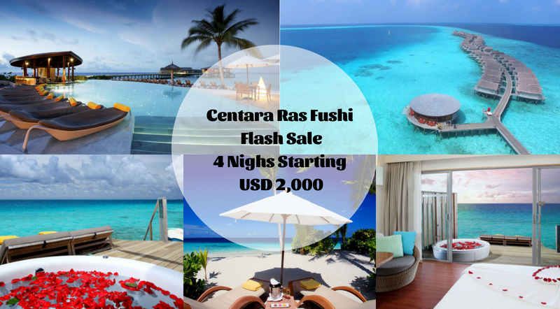 4 Nights at USD 2000 - All Inclusive