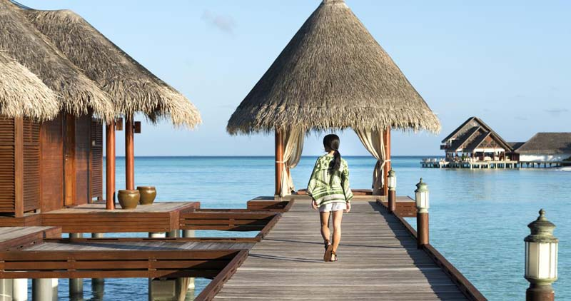 From $1500 per person for 4 nights inc. transfers
