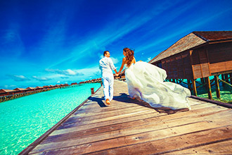 Honeymoon/Anniversary Offer at Lily Beach
