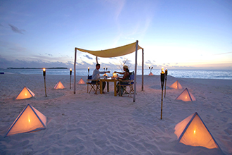 Sensational discounted rates of USD 2500 for four nights