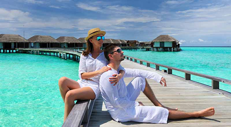 Stay 1 – 6 Nights and get 40% Discount + Honeymoon Benefits