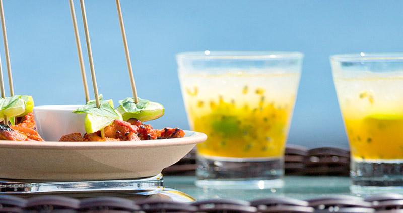 Kurumba Maldives Restaurant