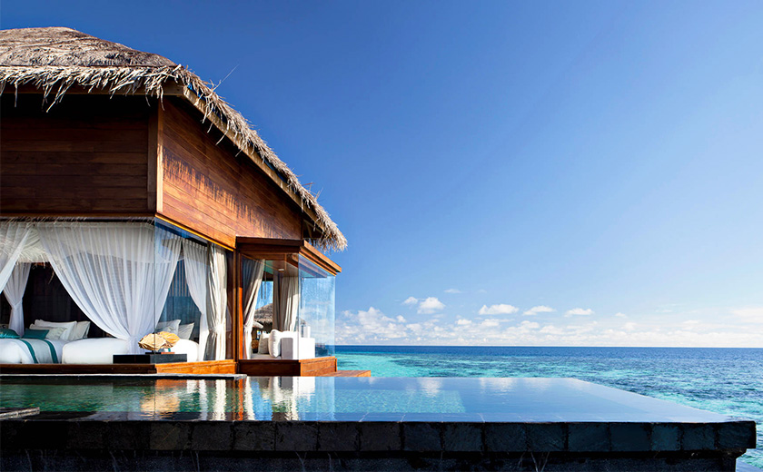 An extravagant maldivian experience at ocean Sanctuary - Jumeirah Dhevanafushi