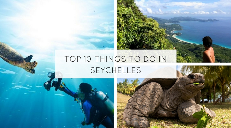 10 Things to do on your Seychelles Holiday
