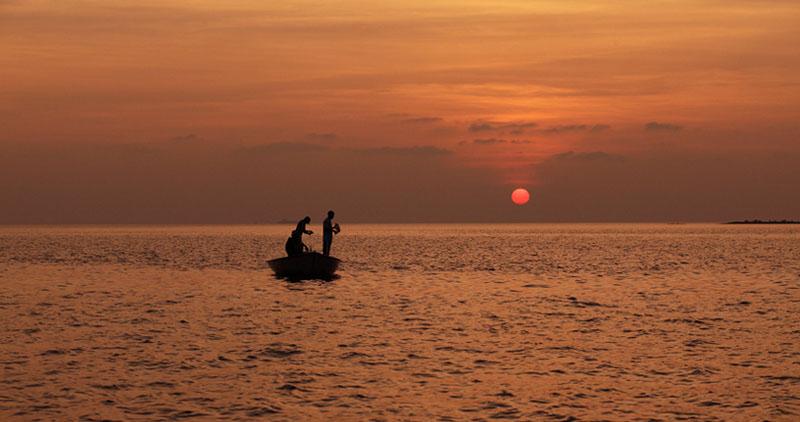 Night Fishing Maldives