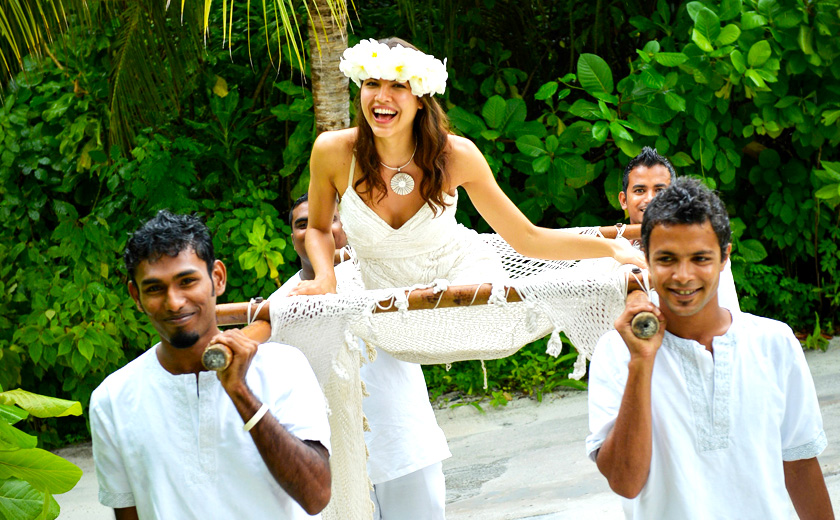 An Exotic Wedding ? Yes Please!!