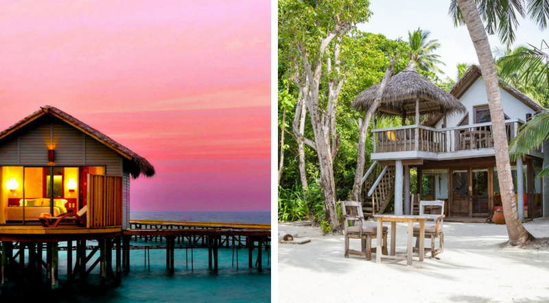 Beach Villas VS Water Villas