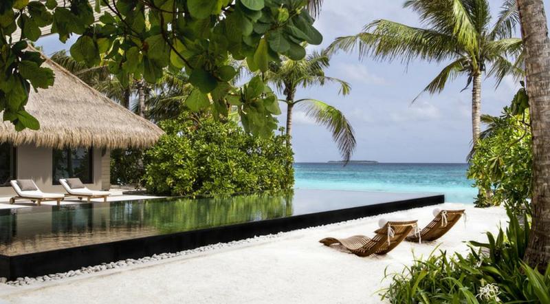 Cheval Blanc Randheli Maldives – Island Villa