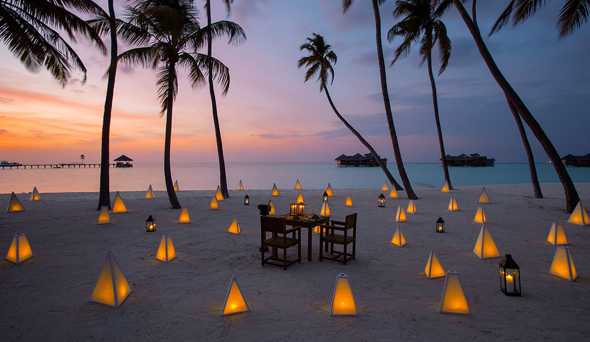 Chinese New Year in the Maldives