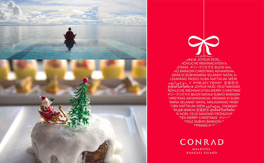 Conrad Maldives Resorts