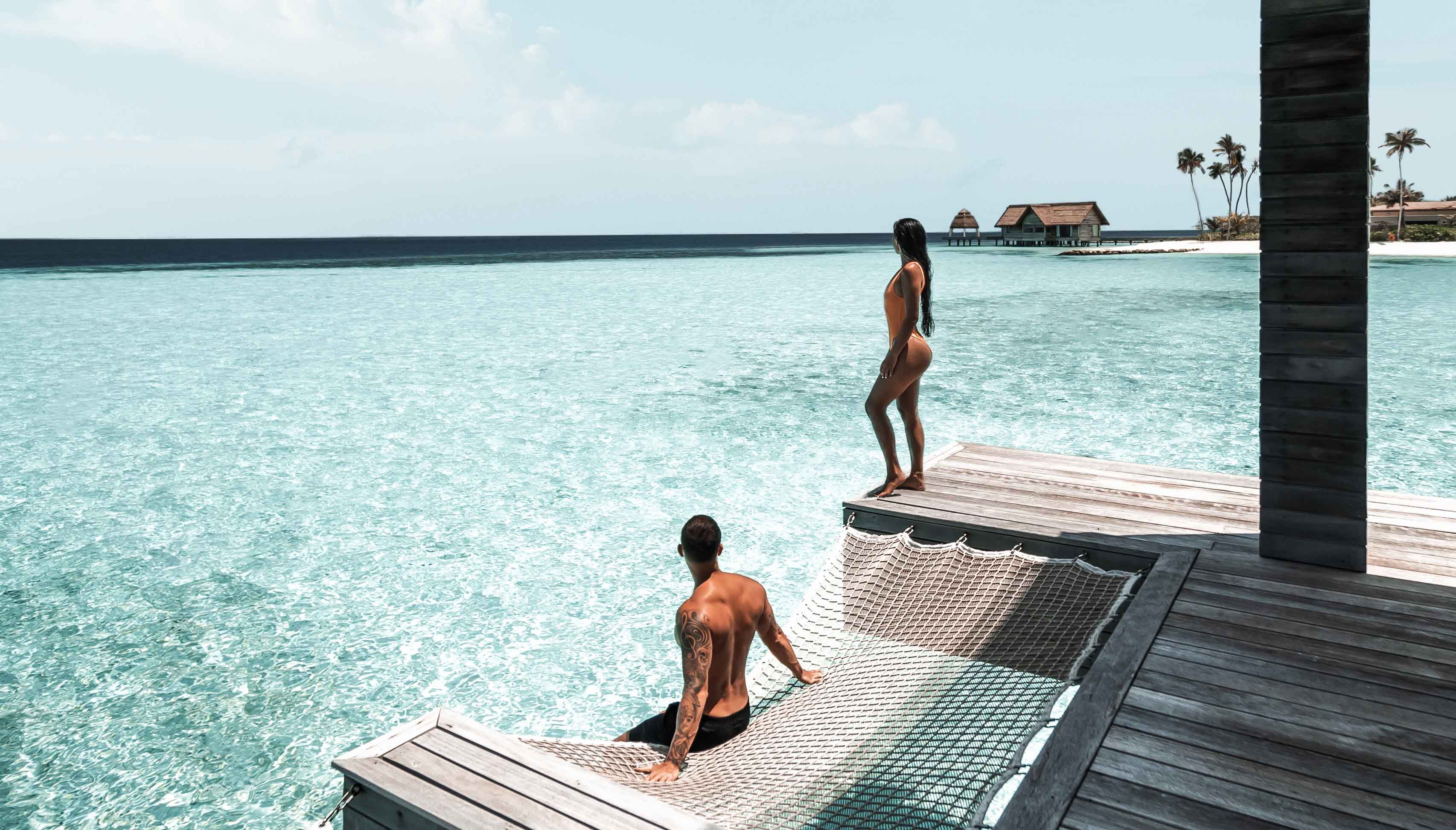 Dare to Dream   Taking you to the Best Addresses in the Maldives this Year