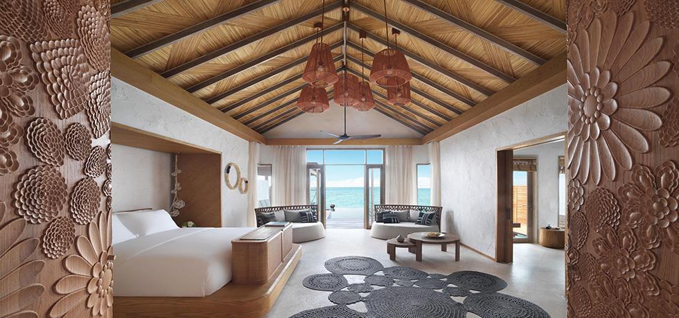 Fairmont Maldives Beach Villas & Water Villas