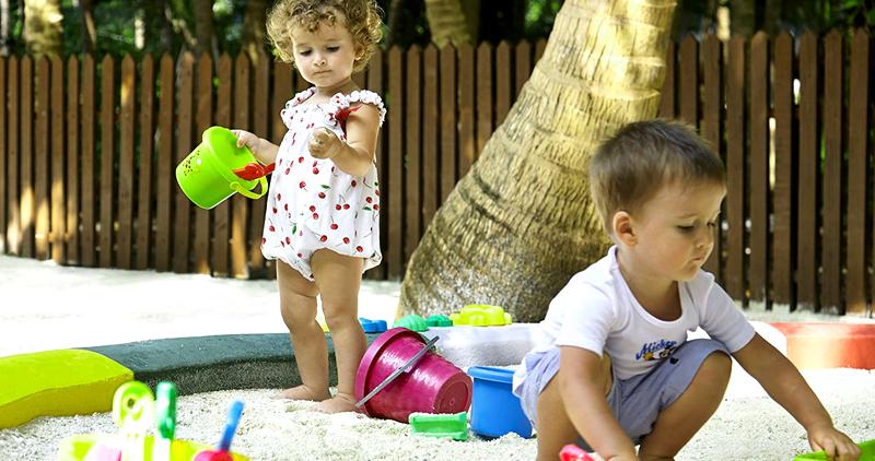 Kids Club Maldives