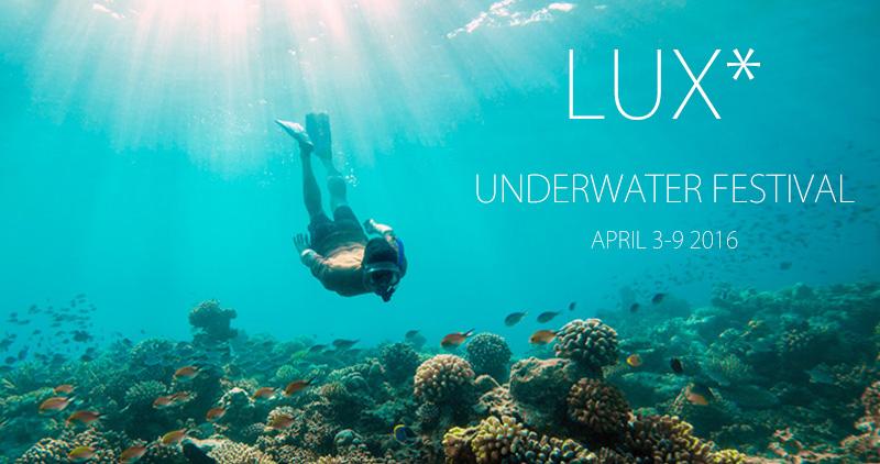 Lux Underwater Festival, Maldives