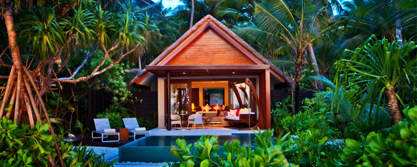 Niyama Private Islands Maldives – Beach Studio with Pool