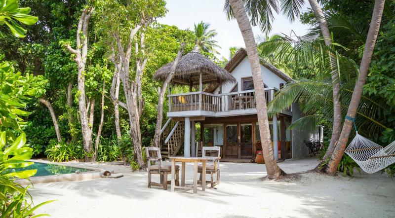 Soneva Fushi Maldives Crusoe Villa