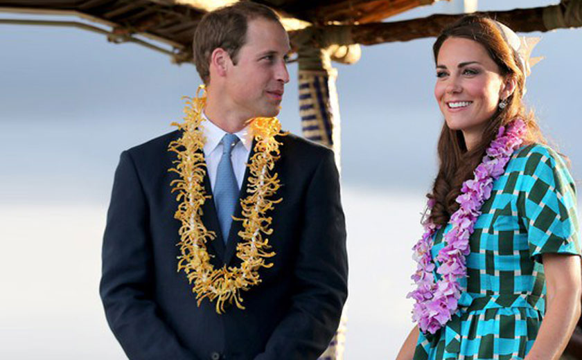 The Royals: Prince William & Princess Kate