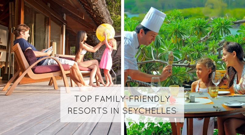Top 5 Family Friendly Resorts in Seychelles