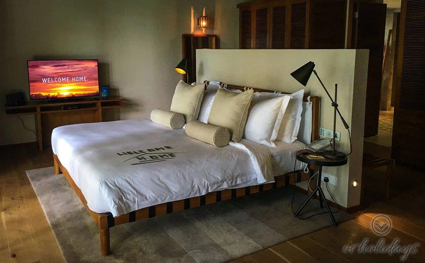 Luxury Stay at Amilla Fushi
