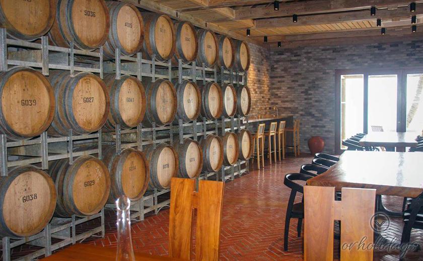 Wine cellar - Amilla Fushi