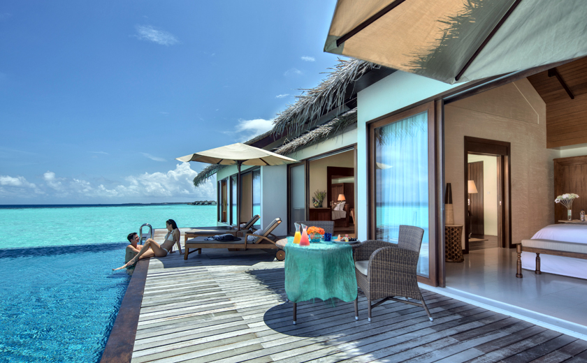 The Residence Maldives - Water Villa