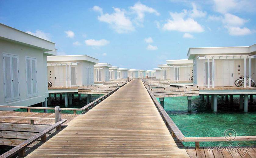 Amilla Fushi Water Villas