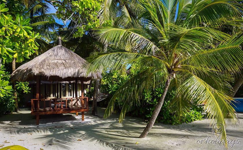 Banyan Tree Vabbinfaru - Beach villa