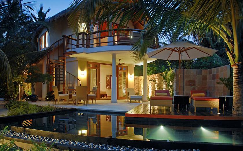 Constance Halaveli - Beach Villa